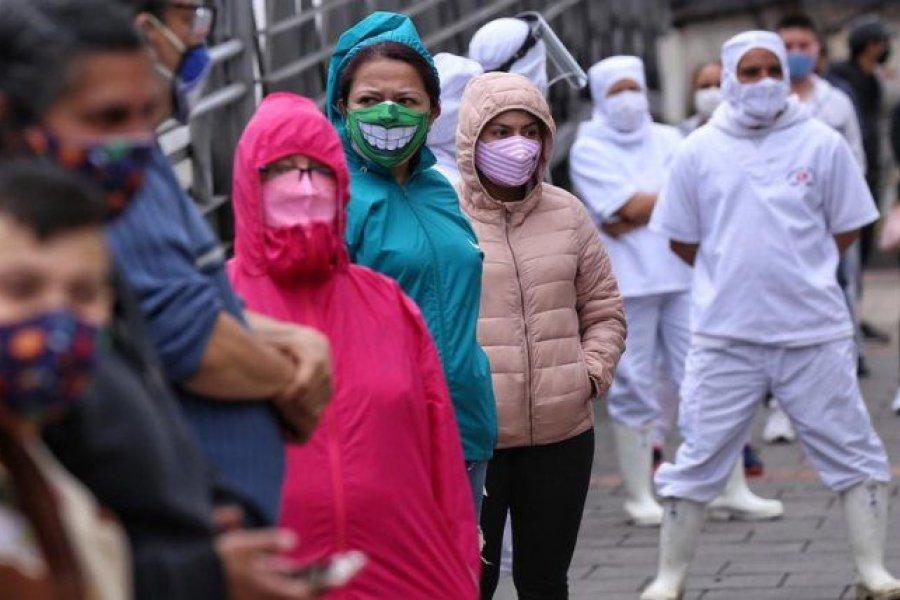 Coronavirus: Córdoba marcó un nuevo récord de casos