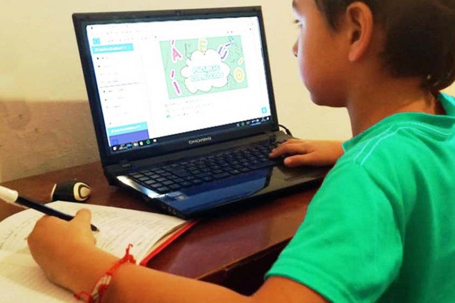 Clases virtuales: La Justicia determinó que se otorgue la tecnología necesaria a dos niños