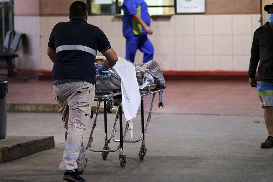 Chile tiene el 97% de sus camas de terapia intensiva ocupadas