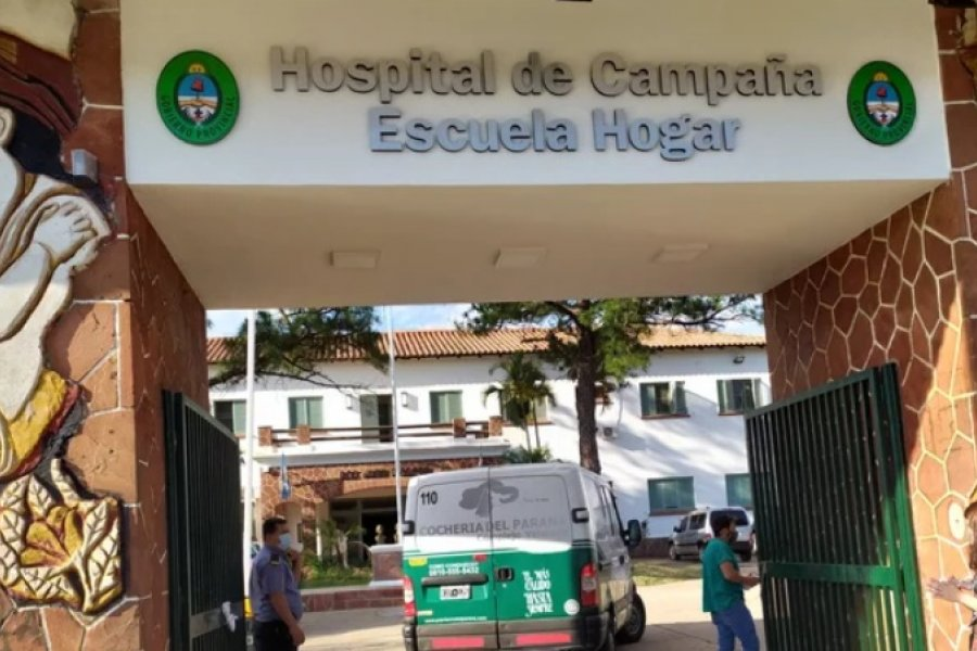 Corrientes: 15 muertos en el Hospital de Campaña en la jornada que colapsó el oxígeno