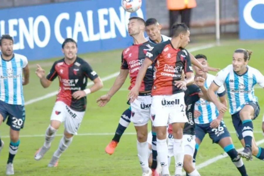 Racing y Colón definen la Copa de la Liga Profesional