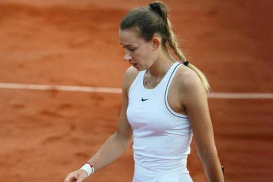 Escándalo: Detienen a una deportista rusa por presunto arreglo de partidos en Roland Garros