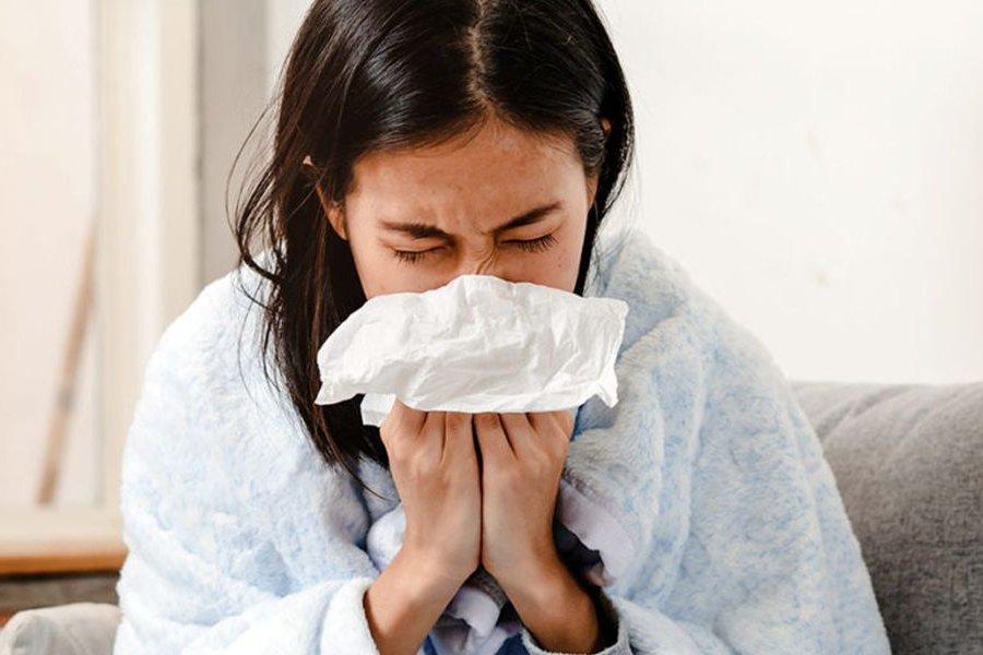 Dos cepas de la gripe común podrían haberse extinguido por el uso del tapabocas