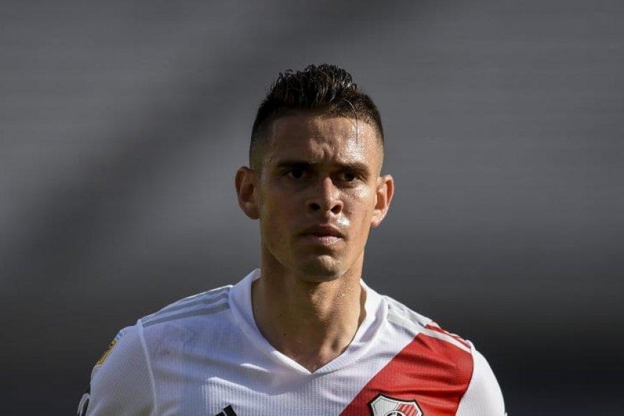 Crespo pidió un 9 y Borré vuelve a aparecer en el radar de San Pablo
