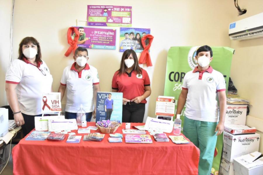 VIH SIDA: Hay 2 mil correntinos bajo tratamiento sanitario