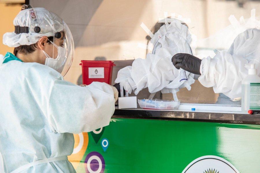 Corrientes sumó 998 contagios nuevos y superó los 60.000 casos acumulados de Covid