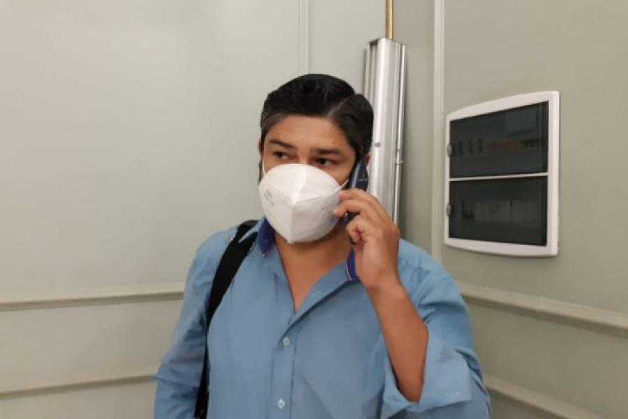 El Intendente de Itá Ibaté continúa internado en el Hospital de Campaña