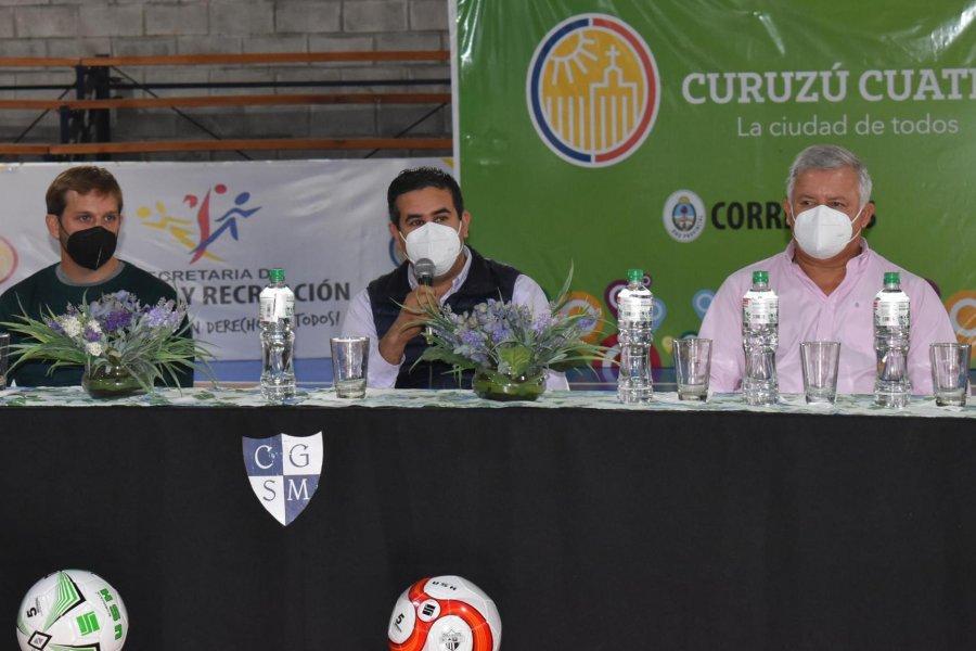 La Municipalidad entregó un terreno Club San Martín