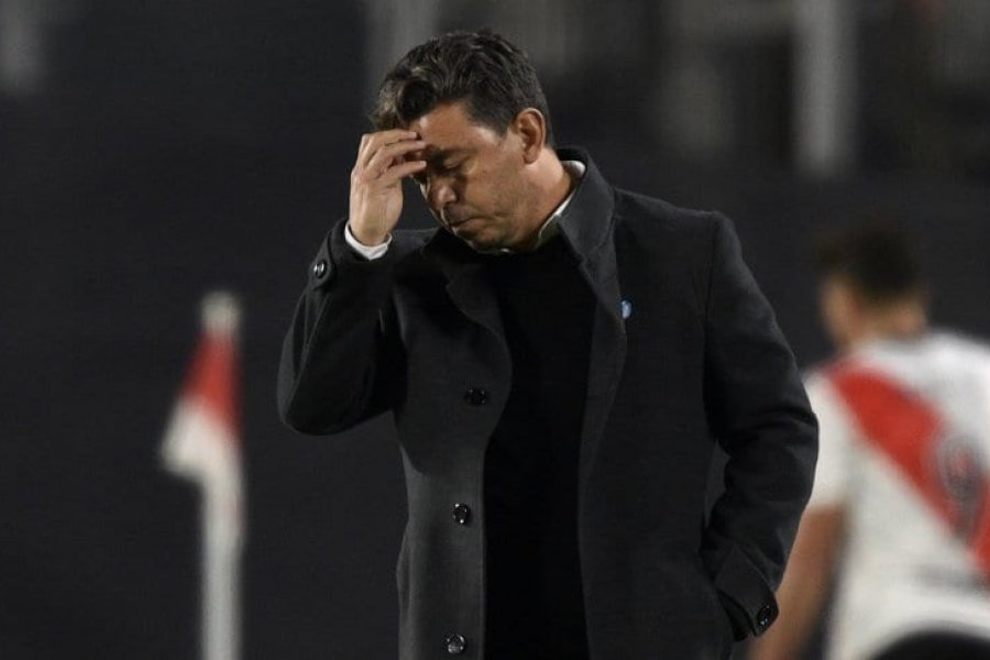 Marcelo Gallardo pidió que no vendan a Angileri