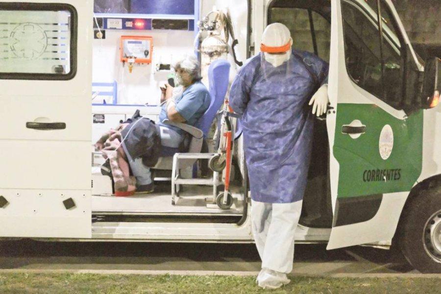 Coronavirus: Continúa alta la curva de los contagios en Corrientes