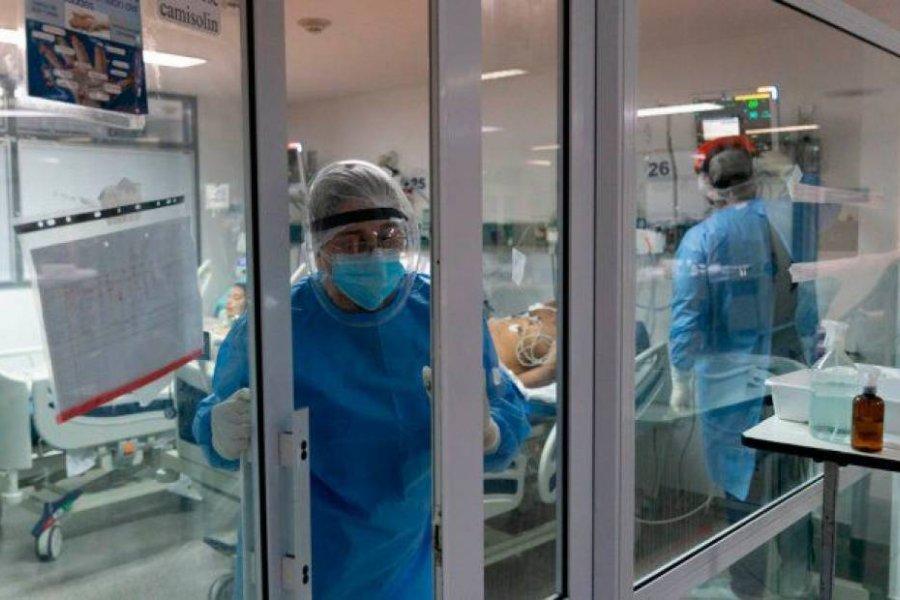 Sólo quedan 34 camas de terapia intensiva disponibles en Entre Ríos
