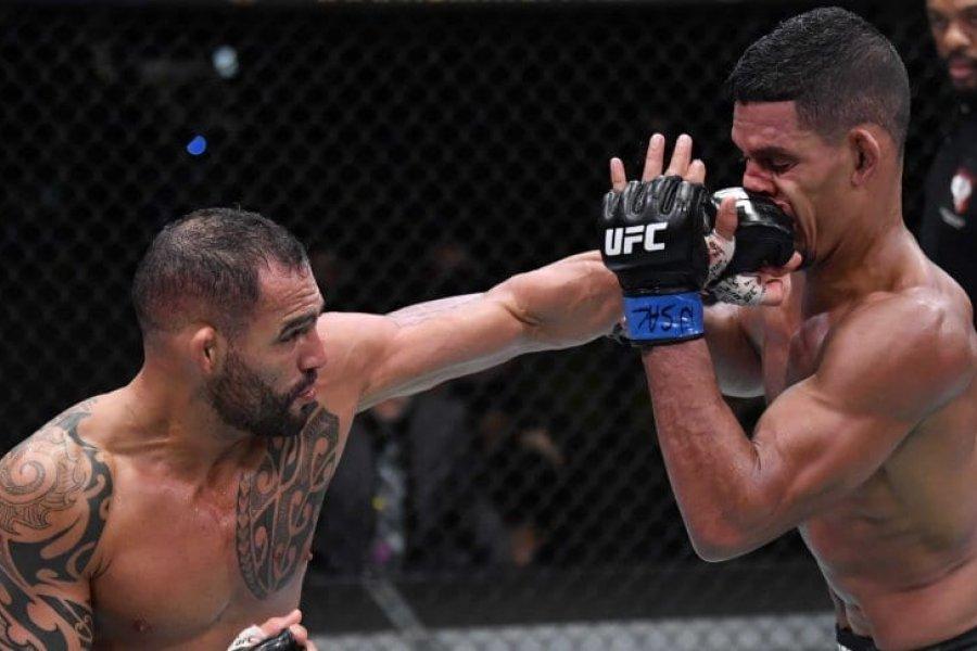 Victoria para Ponzinibbio y derrota para Staropoli en UFC