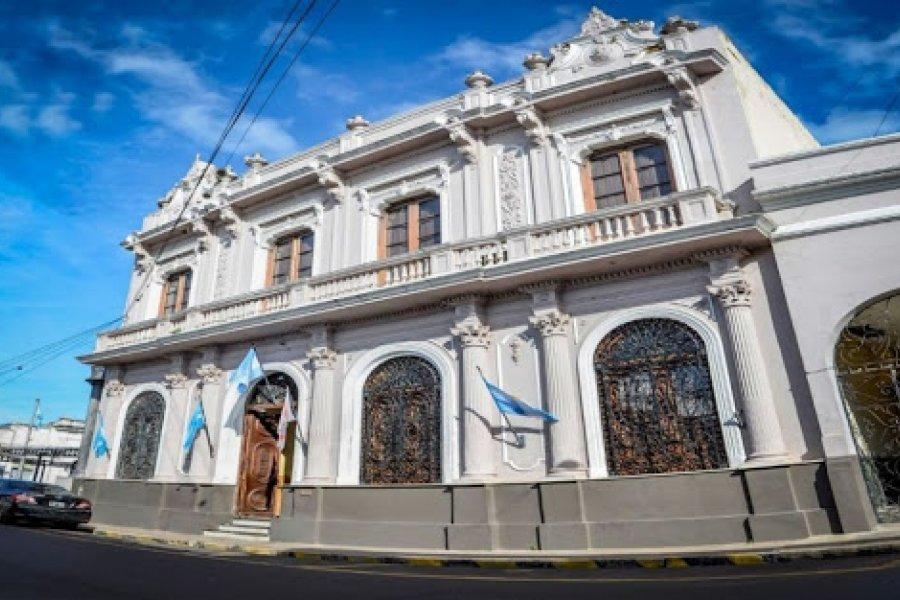 Se concretó el pase a planta de 201 trabajadores municipales de Capital