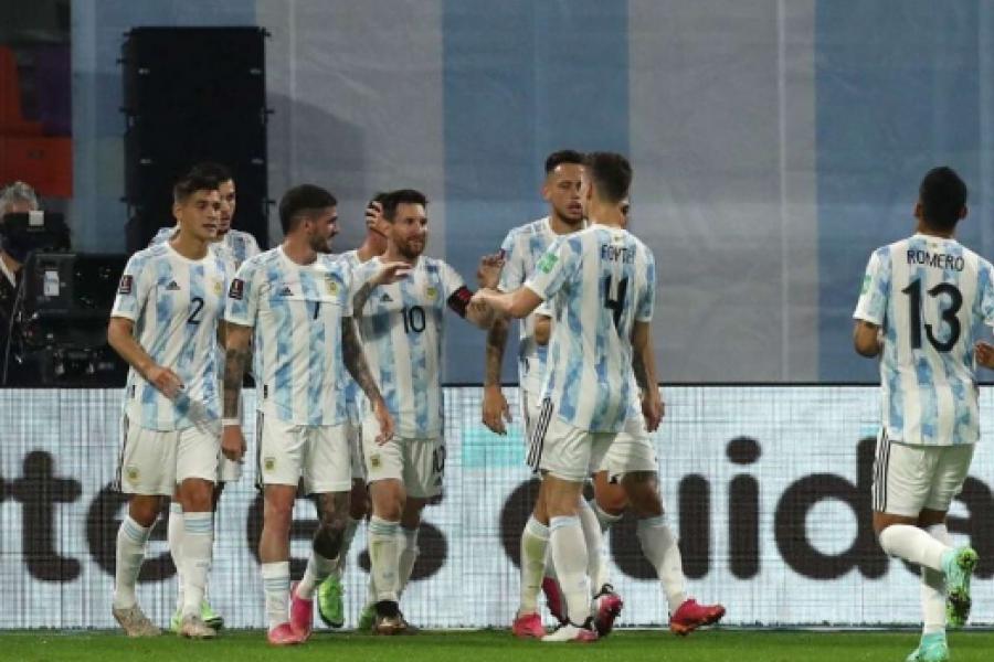 Con público la Selección Argentina visitará a Colombia