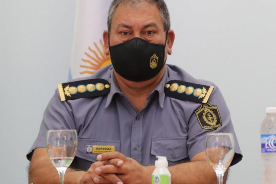 Félix Barboza: Hay desaprensivos que no acatan las restricciones