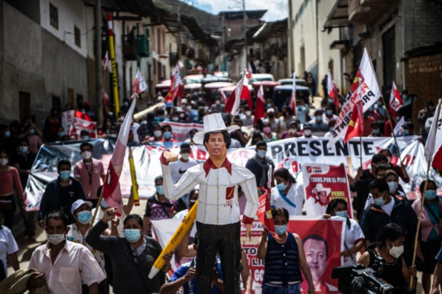 Pedro Castillo: el hombre del Perú invisibilizado