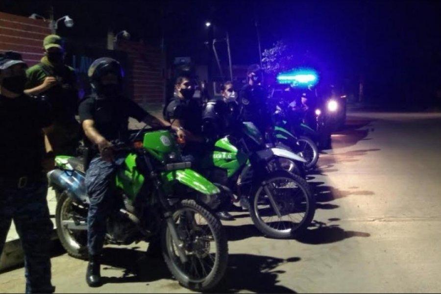 Corrientes: 19 demorados durante los operativos de prevención