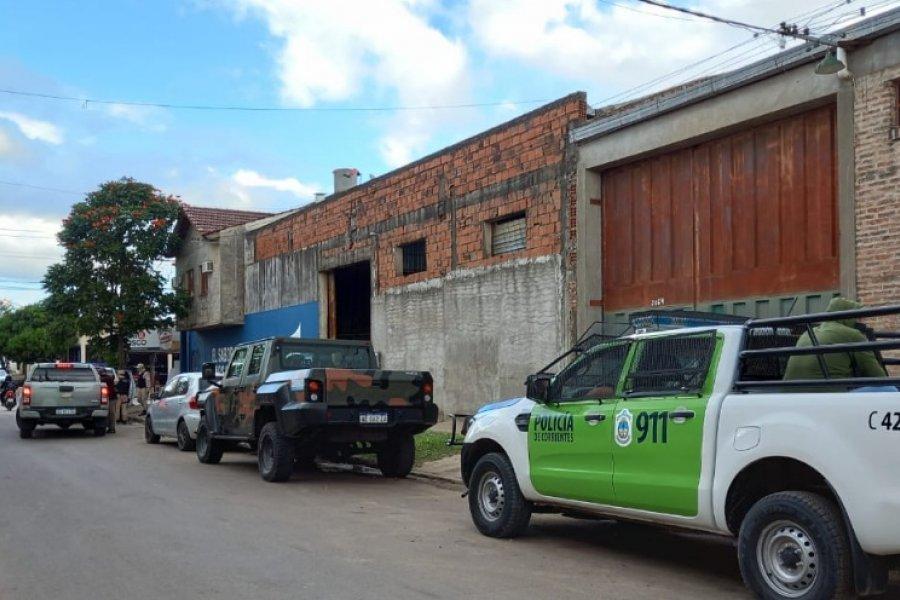 Corrientes: Desbarataron una banda que se dedicaba al contrabando