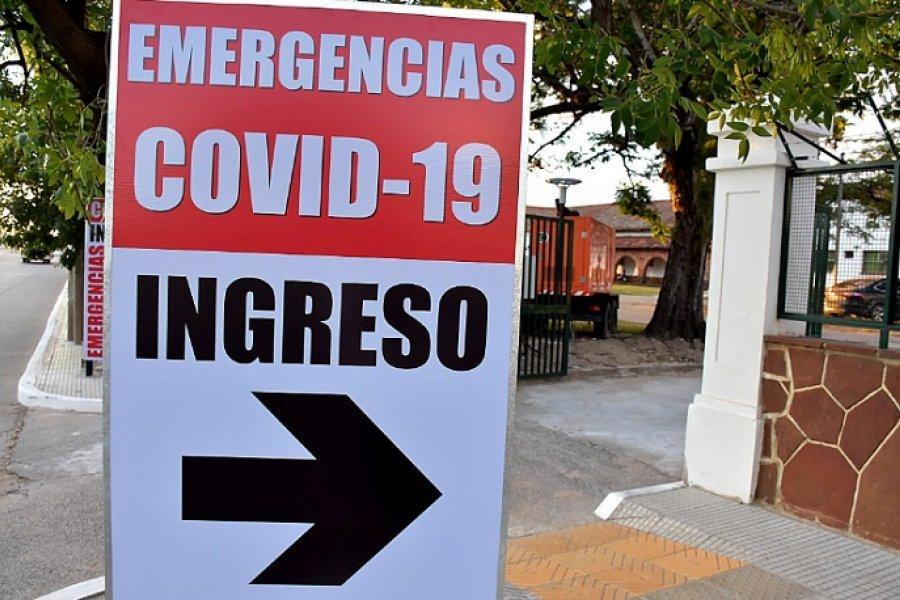 Hospital de Campaña: Murieron 6 pacientes más por Coronavirus