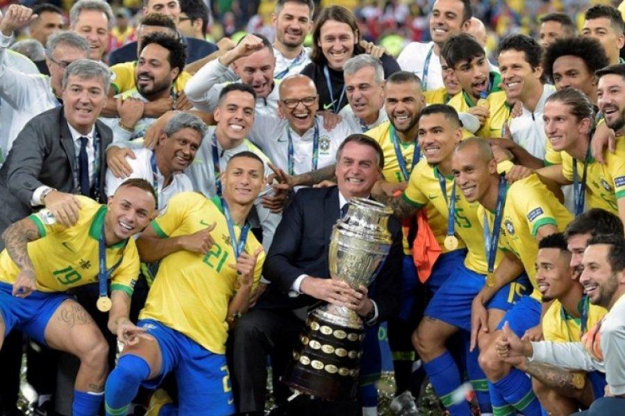 Plantel de Brasil: Estamos en contra de la Copa América pero nunca le diremos que no a la selección