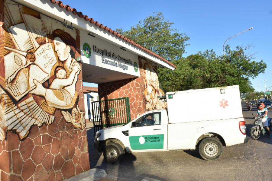 Una enfermera goyana murió por COVID en el Hospital de Campaña