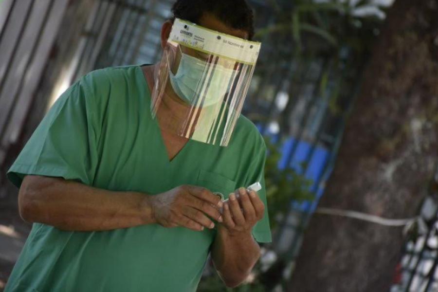 Corrientes se acerca al medio millón de dosis anticovid recibidas