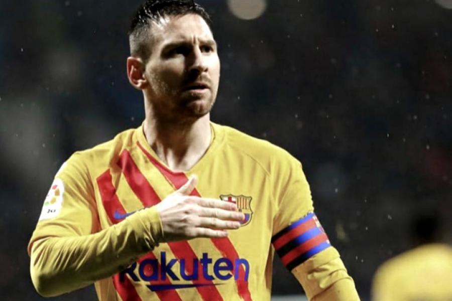 Messi habló con David Beckham sobre su futuro en Inter Miami en la MLS