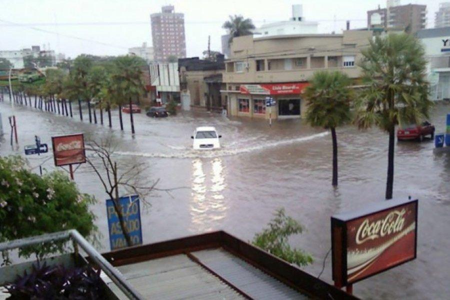 Caracterizaron patrones de precipitaciones extremas en el área metropolitana del Gran Resistencia