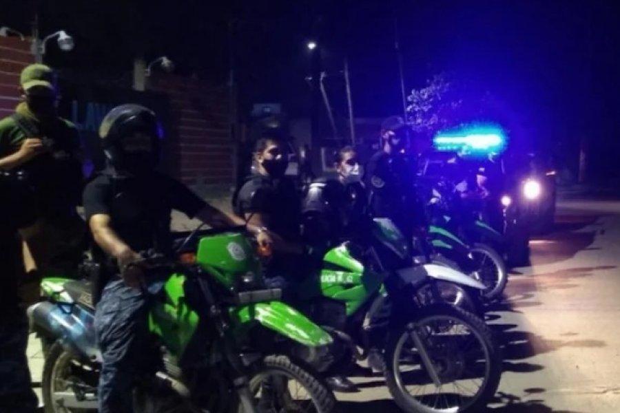 Corrientes: Demoraron a 12 personas por incumplimiento de las restricciones