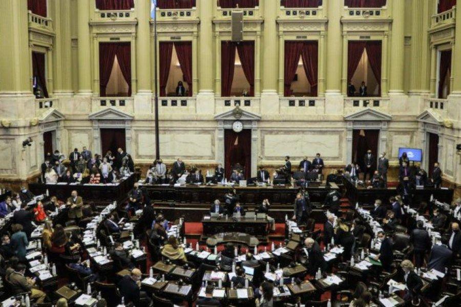 Diputados aprobó y giró al Senado el proyecto sobre zonas frías