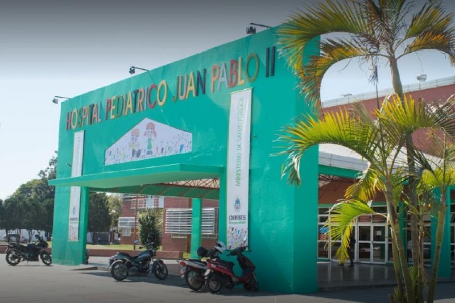 Corrientes: Hay dos chicos internados con Covid, uno en terapia intensiva