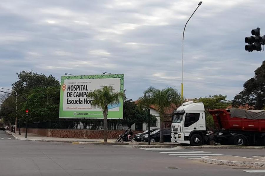 Segunda ola Covid en Corrientes: Capital con más de 350 contagios y 397 internados