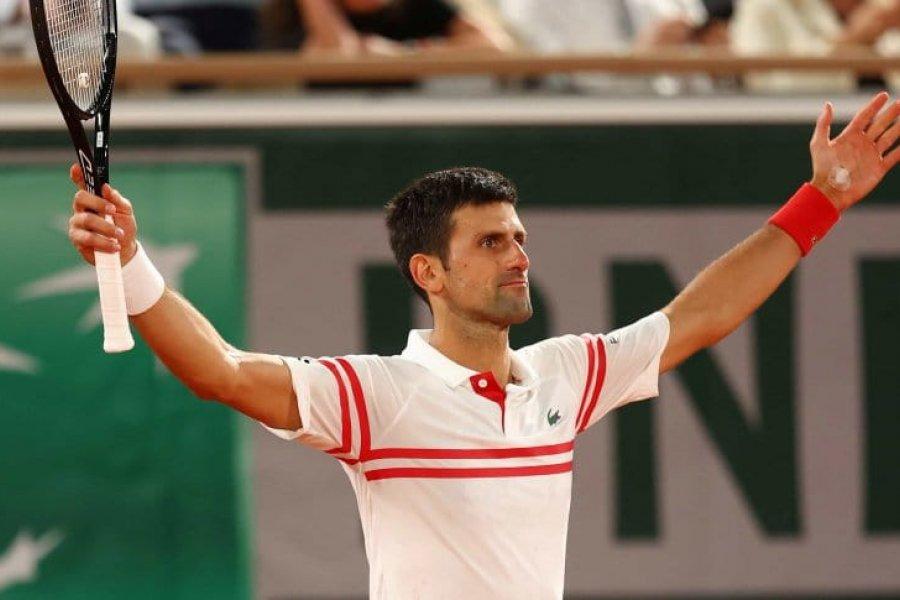 Djokovic venció a Nadal y jugará la final en busca de su 19° Grand Slam