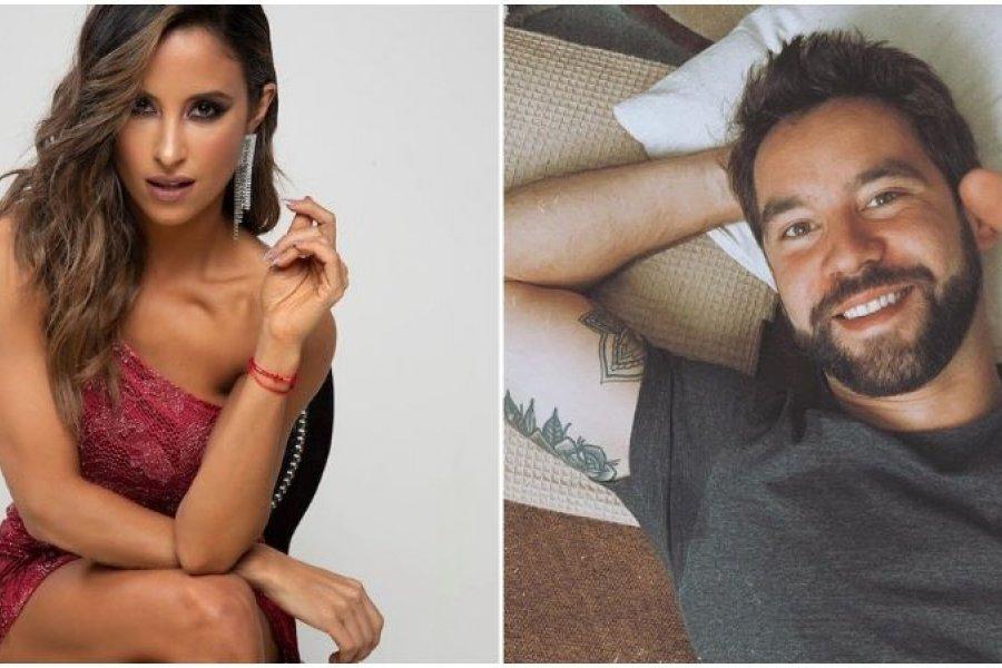 "Lourdes Sánchez elogió a Cachete Sierra: ""Si no estuviese casada..."""