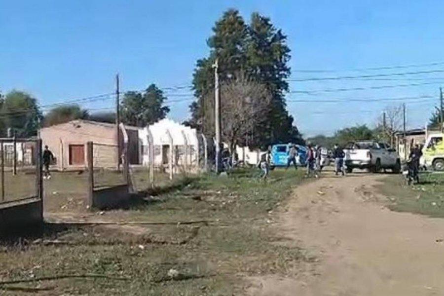 Asesinaron a un joven qom en Chaco: hay nueve policías demorados