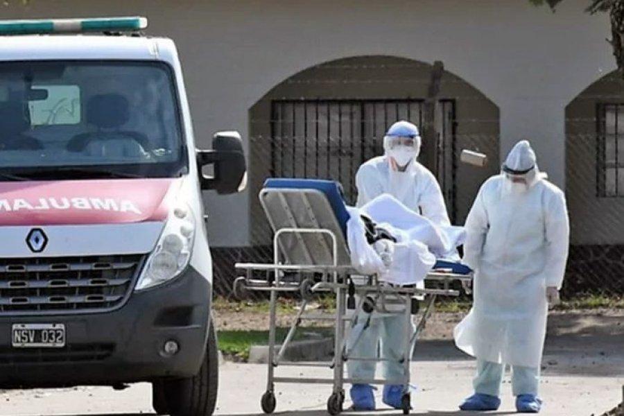Corrientes: Murieron 4 pacientes en el Hospital de Campaña