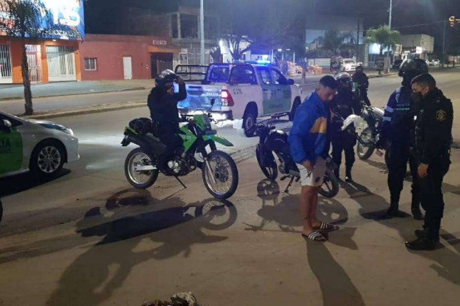 Fase 3: Demoraron a 12 personas en distintos operativos  en Corrientes