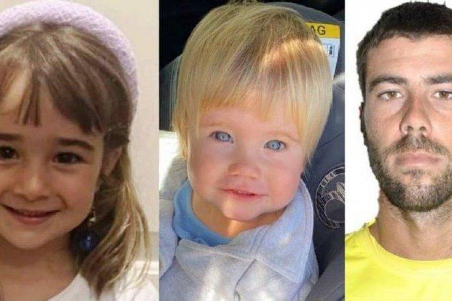 Escalofriantes revelaciones sobre el caso del padre que mató a sus dos hijas