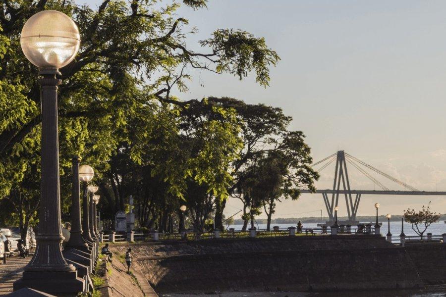 Domingo con cielo despejado y temperatura agradable en Corrientes