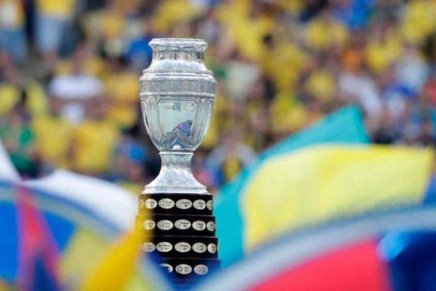 Comienza la Copa América en Brasil con dos partidos