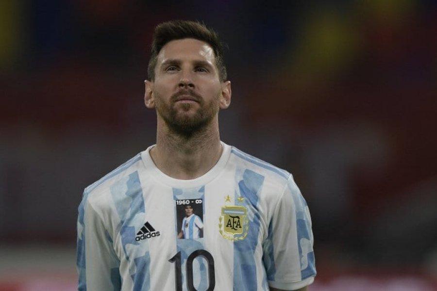 """Messi: """"La Selección es de todos y tenemos que tirar para el mismo lado"""""""