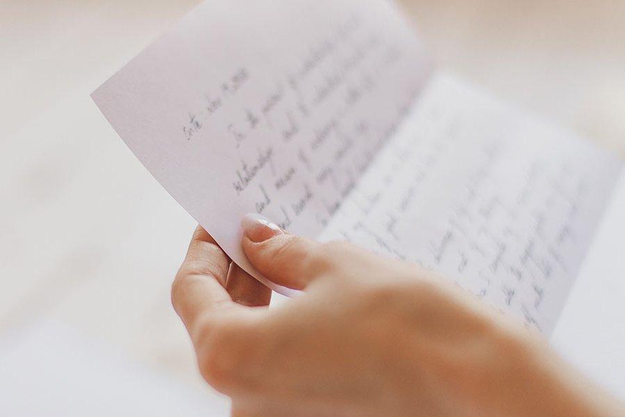 Con una carta manuscrita le pidió a la jueza que le devuelvan su celular secuestrado