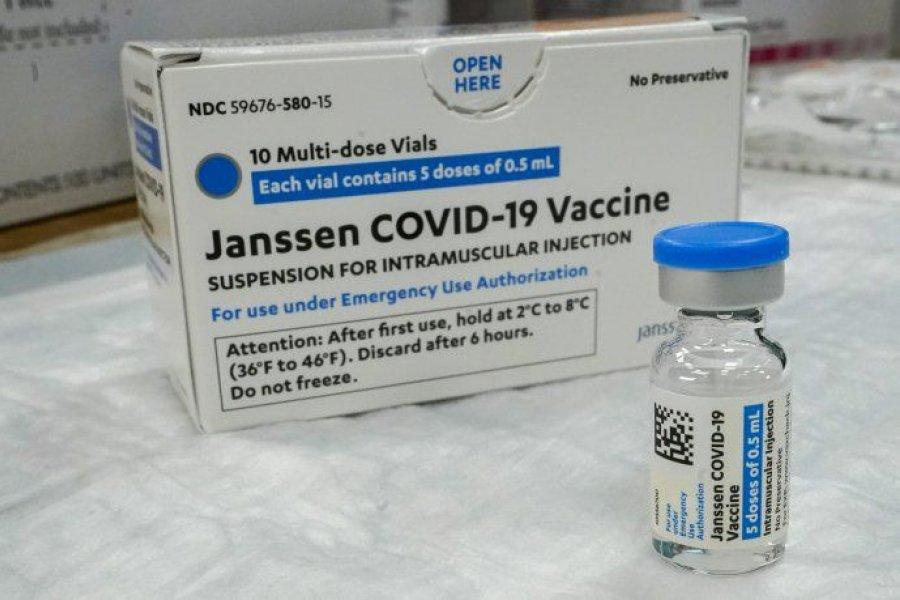 Sudáfrica retira 2 millones de vacunas contra el coronavirus por defectos de fabricación