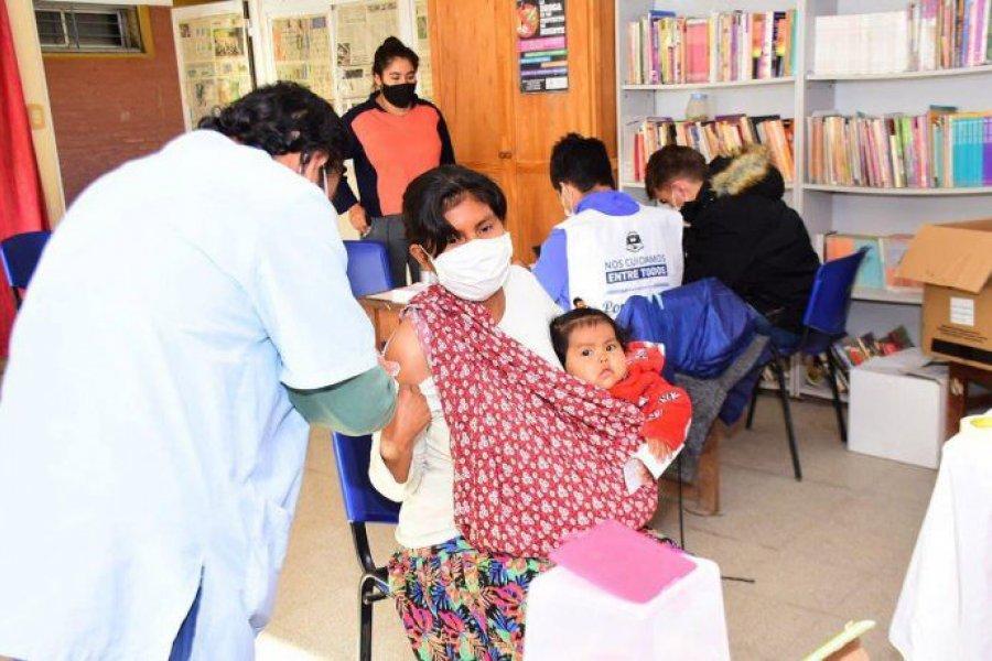 Cerca del 30% del país ya recibió la primera dosis de vacuna contra el coronavirus