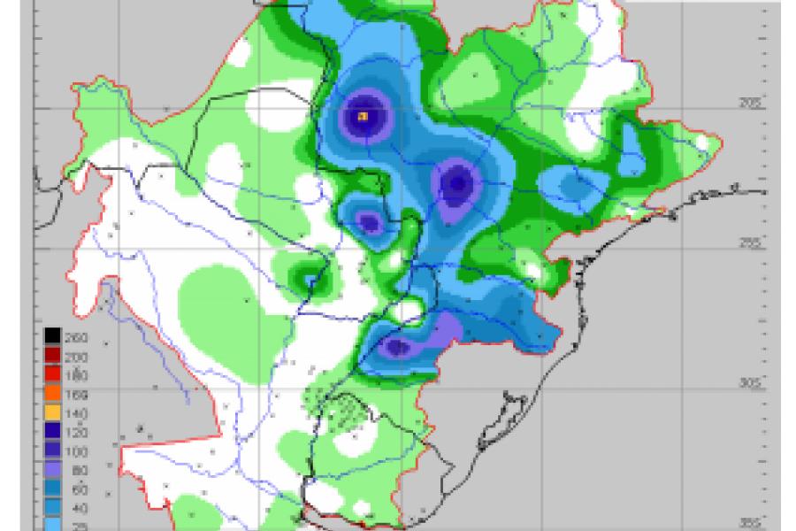Perspectiva meteorológica y situación hidrológica
