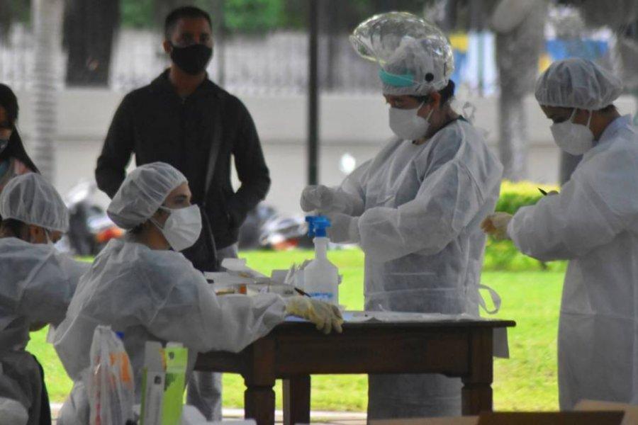 COVID en Goya: 71 nuevos casos y nueve pacientes derivados al Hospital de Campaña