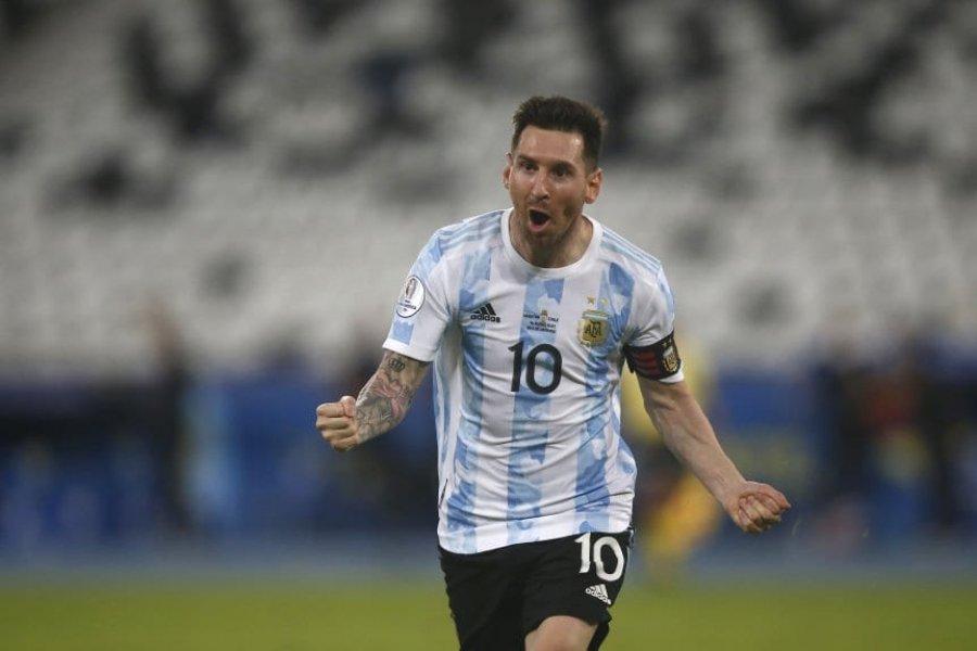 Copa América: la Selección Argentina no pasó del empate ante Chile en el debut