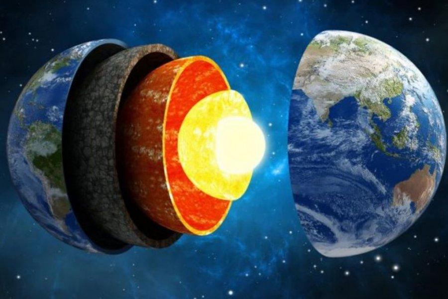 El núcleo de la Tierra se está desequilibrando y no saben por qué