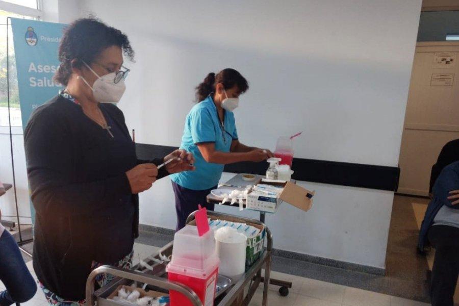 Clases presenciales: En Goya los docentes piden vacunas