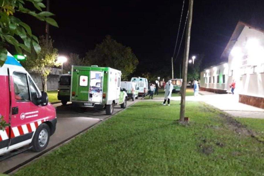 Corrientes registró 7 fallecidos más en el Hospital de Campaña